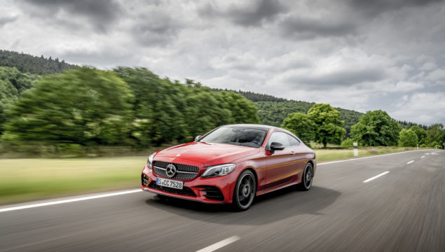 The New Mercedes-Benz C-Class is Better Than Ever - Photo Gallery