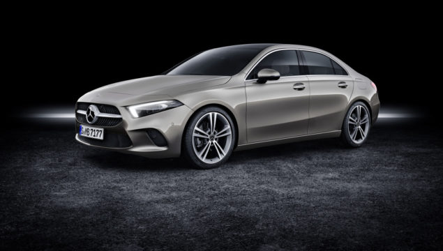 Mercedes-Benz Brings the All New 2019 A-Class Sedan to the U.S.