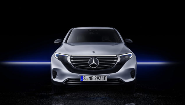 GALLERY 2020 MERCEDES-BENZ EQC