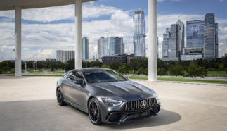 Highlights of the Mercedes-AMG GT 4-Door Coupé