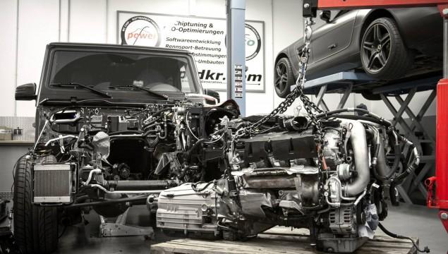 """Mercedes-Benz G63 5.5 V8 Bi-Turbo """"MC800"""""""