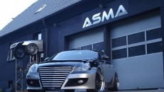 ASMA-DESIGN CLS SHARK II Grill