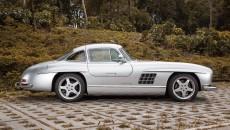1954 Mercedes-Benz 300 SL Gullwing exterior