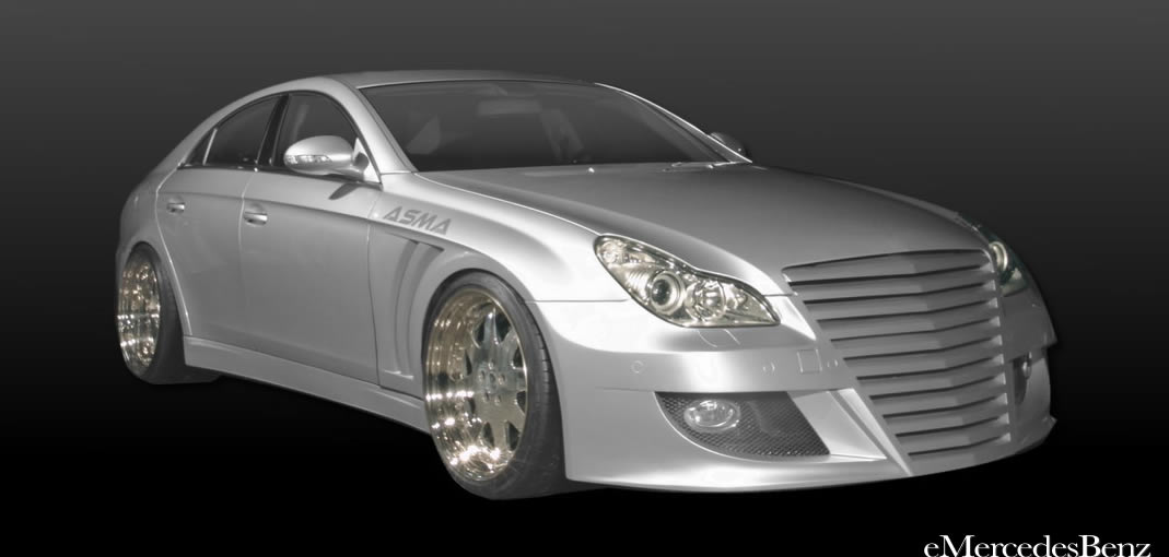 ASMA-DESIGN CLS SHARK II