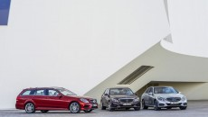 2014 E-Class Sedan and Wagon