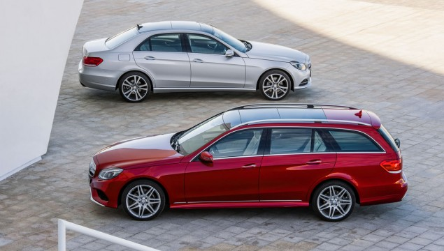 2014 Mercedes-Benz E-Class Quick Reference Guide