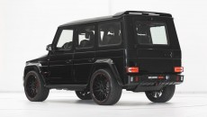 Mercedes G65 AMG Brabus 800 iBusiness Rear