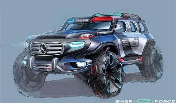 2012 LA Auto Show Design Challenge