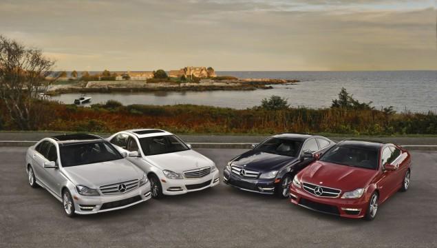 Mercedes-Benz C-Class Family