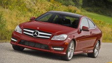 2012 Mercedes-Benz C250 Coupe