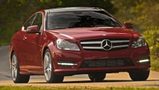 2012 Mercedes-Benz C250 Coupe2012 Mercedes-Benz C250 Coupe