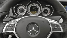 2012 Mercedes-Benz C250 Coupe steering wheel