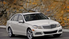 2012 Mercedes-Benz C300 Luxury Sedan