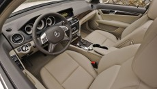 2012 Mercedes-Benz C300 Luxury Sedan interior