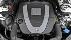 2012 Mercedes-Benz C300 Luxury Sedan engine