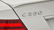 2012 Mercedes-Benz C350 Coupe badge