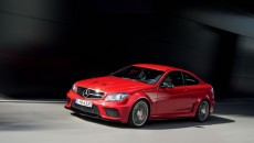 2012 Mercedes C63 AMG Coupe Black Series