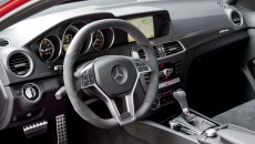2012 Mercedes C63 AMG Coupe Black Series interior