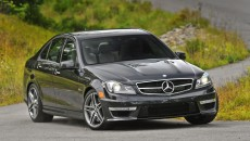 2012 Mercedes C63 AMG Sedan Black Series