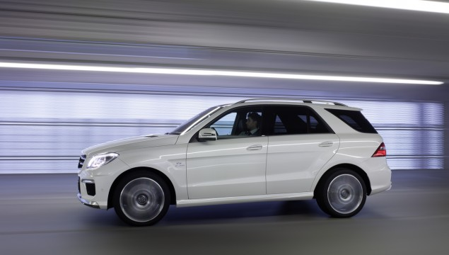 Mercedes-Benz USA Continues Record Sales in May 2013