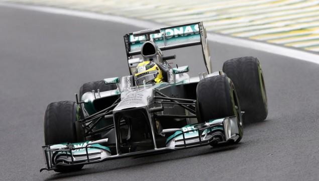 2013 Brazilian Grand Prix Practice