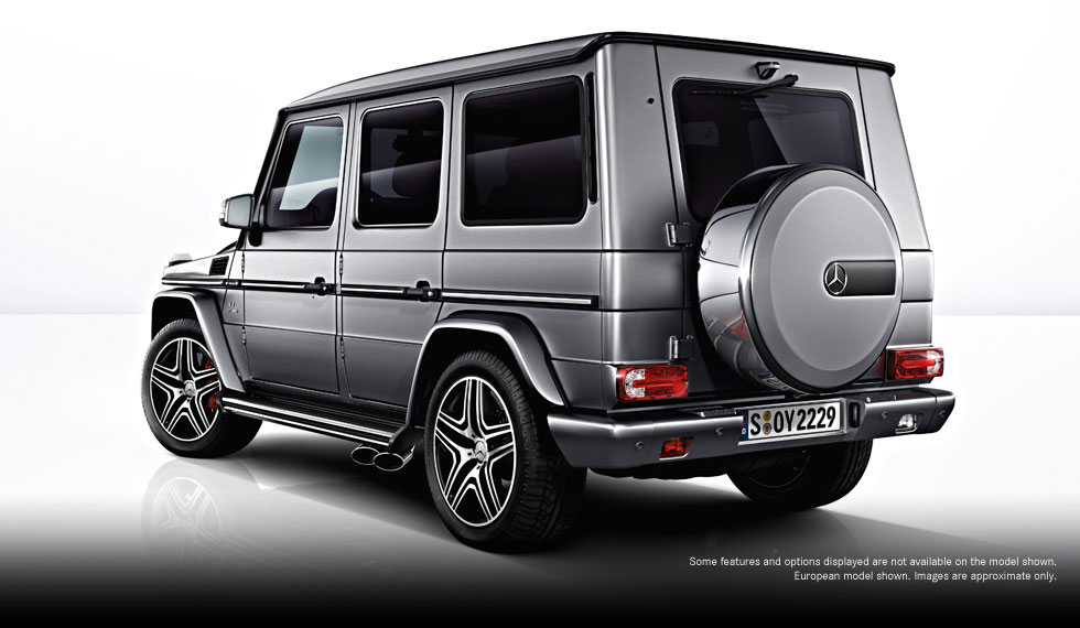 2013 Mercedes G63 AMG First Photos Released Photo Gallery (2013 ...