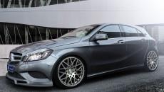 Mercedes A-Class by JMS