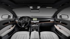 Mercedes-Benz CLS Shooting Brake, CLS 500, interior