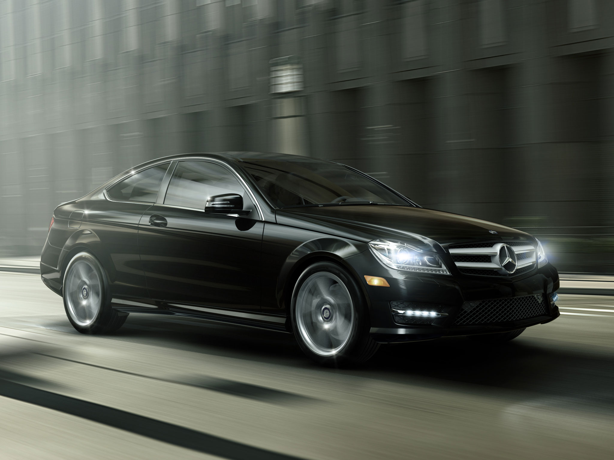 Mercedes C-Class Photo Gallery Photo Gallery (2013 Mercedes C ...