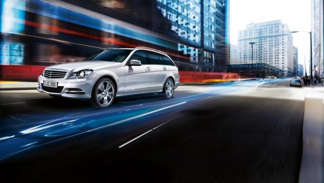 2013 Mercedes-Benz C-Class Updated