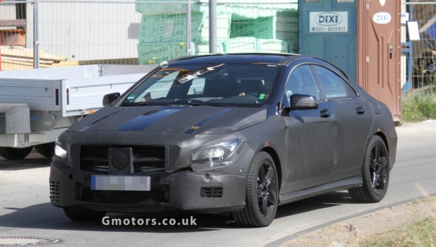 2013 Mercedes-Benz CLA45 AMG Prototype