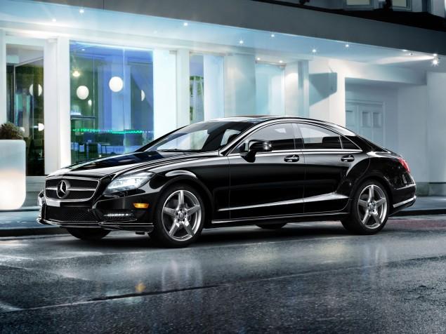 2013 Mercedes CLS-Class