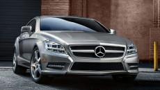 2013 Mercedes CLS 550