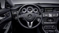 2013 Mercedes CLS Interior