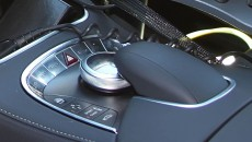 2013 Mercedes-Benz S-Class Undisguised Interior Photos