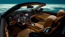 2013 Mercedes-Benz SL Roadster interior