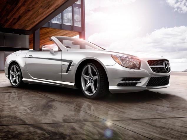 2013 Mercedes SL-Class