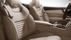 2013 Mercedes-Benz SL-Class Brown/Black interior