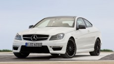 2013 Mercedes C63 AMG Coupe