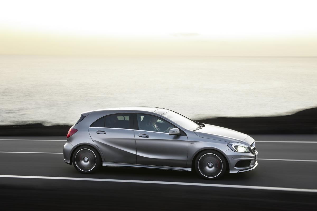 Mercedes A Class Sport