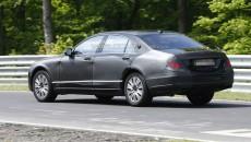 2013 Mercedes-Benz S-Class rear