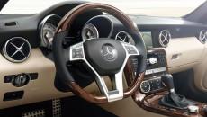 2012 Mercedes SLK-Class Interior SLK350