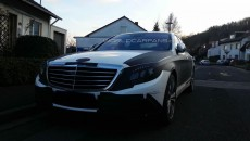 2013 Mercedes-Benz S-Class Spied Testing