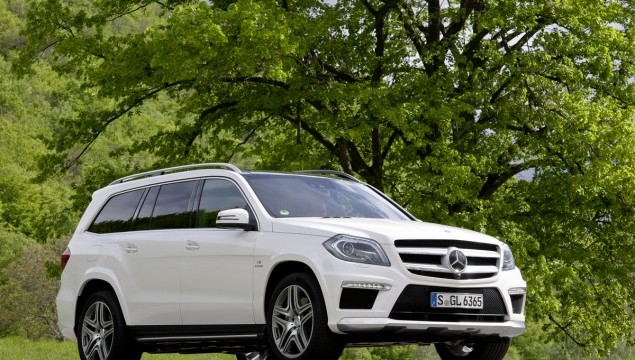 2013 Mercedes GL63 AMG Debuts at LA Auto Show – Pricing Announced