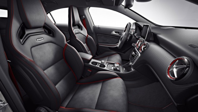 2014 Mercedes A45 AMG Edition 1 Interior