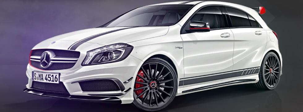 Mercedes A45 Amg Euro Pricing Announced Emercedesbenz