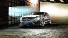 2014 Mercedes CLA250 in Mountain Grey with Sport Package