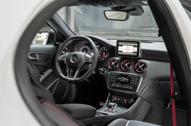 2014 Mercedes A45 AMG interior