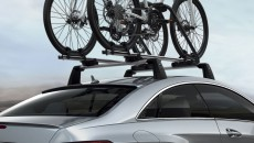 2014 Mercedes E-Class Coupe Roof Rack
