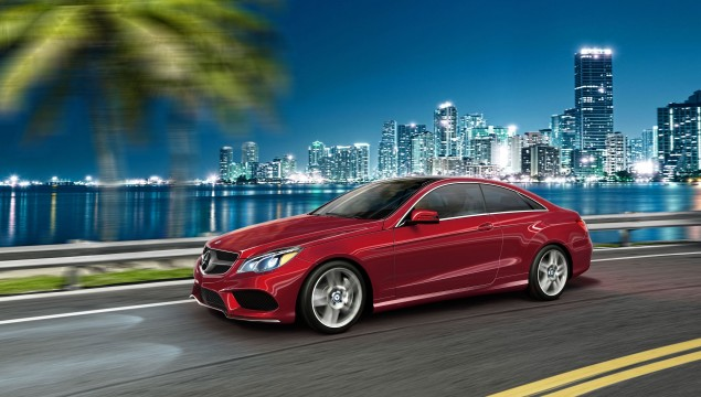 Mercedes-Benz USA YTD Sales at All-Time High in July